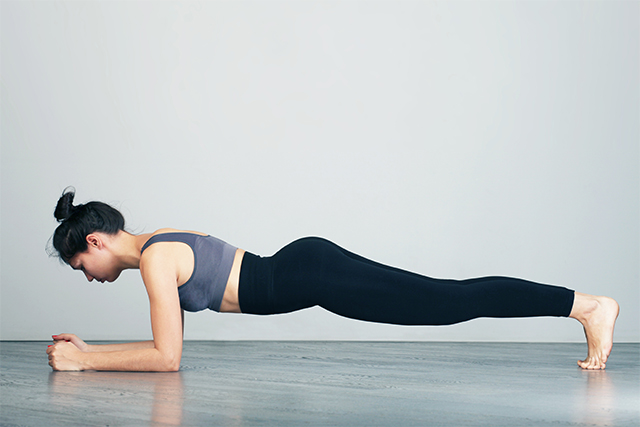 how to do planking