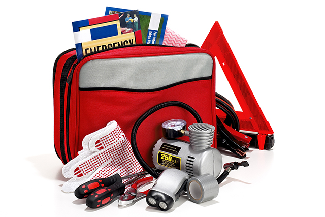 emergency first aid kit for car
