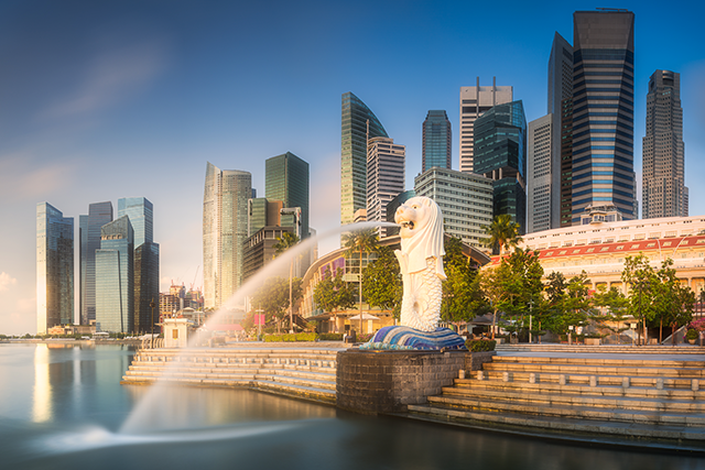 Trip to Singapore Travel Perks Giveaway