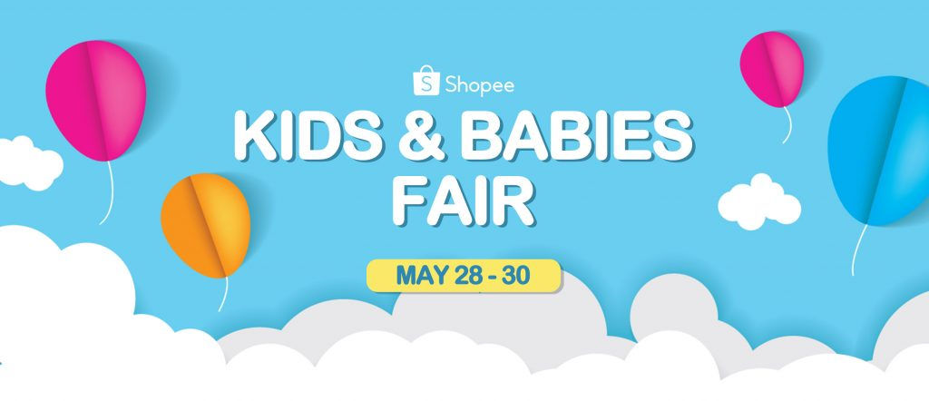 Shopee Grandest Kids and Babies Fair