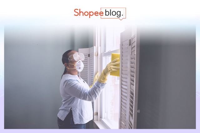 disinfect your house - shopee blog