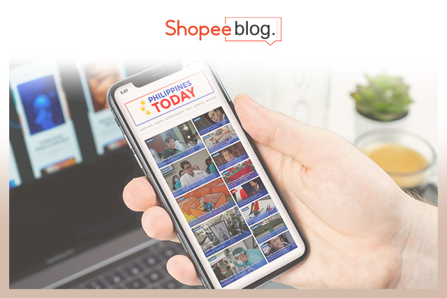 be updated on the news - shopee blog