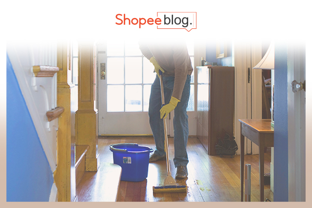 clean your house - shopee blog