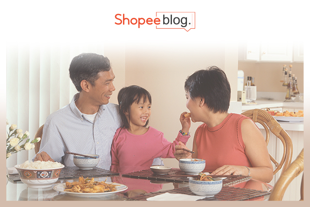 quality time with family - shopee blog