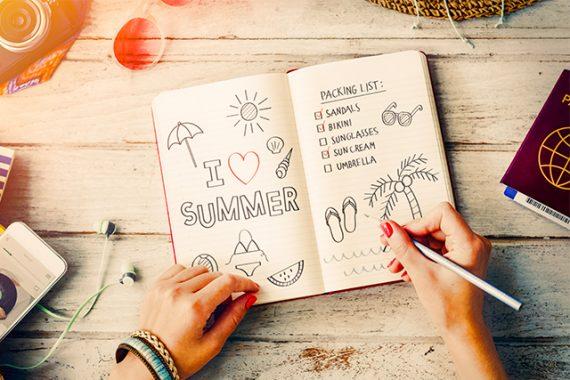 road trip travel essentials this summer