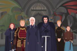 Game of Thrones Character Trivia Season 8
