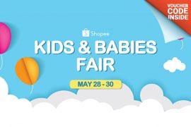 Shopee Kids and Baby Fair 2019