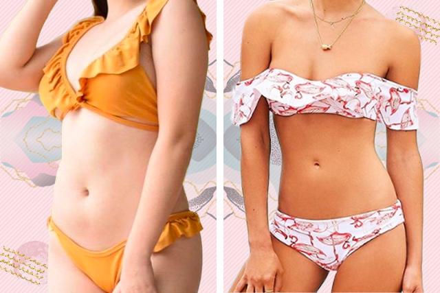 best type of swimwear for your body shape