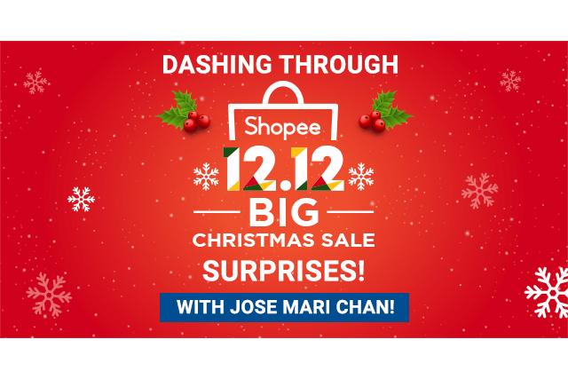 12.12 Big Christmas Sale Blog Header