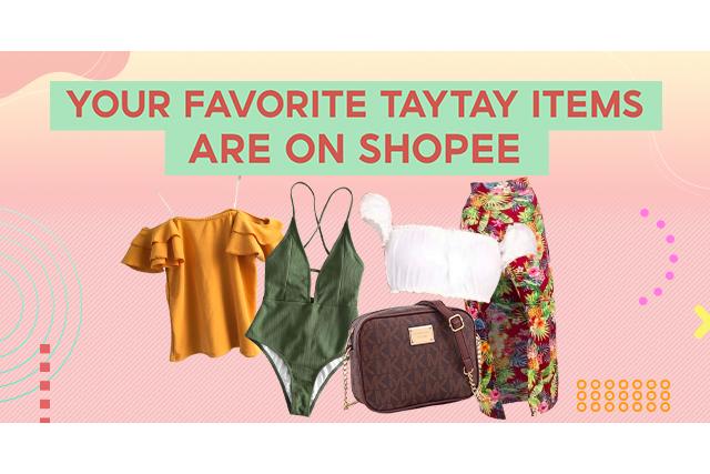 Taytay Items on Shopee